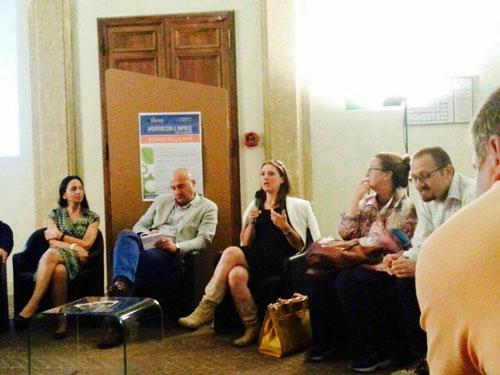 VisMederi's CFO, Chiara Gentile, will attend the meeting in life sciences